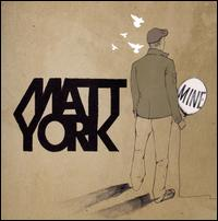 Matt York Album Cover