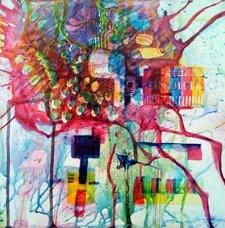 Joe Painting 1