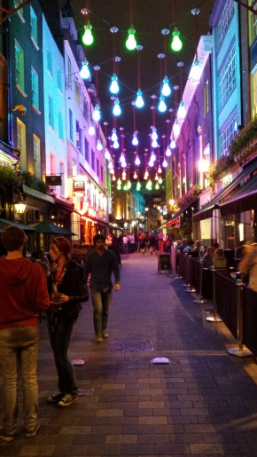 Accidental Discovery: Carnaby Street