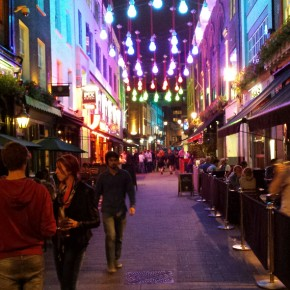 Accidental Discovery: CarnabyStreet