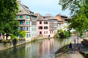 Views and Hues of Strasbourg, France