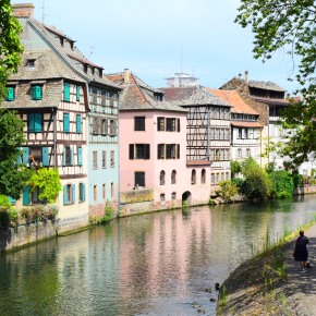 Views and Hues of Strasbourg,France