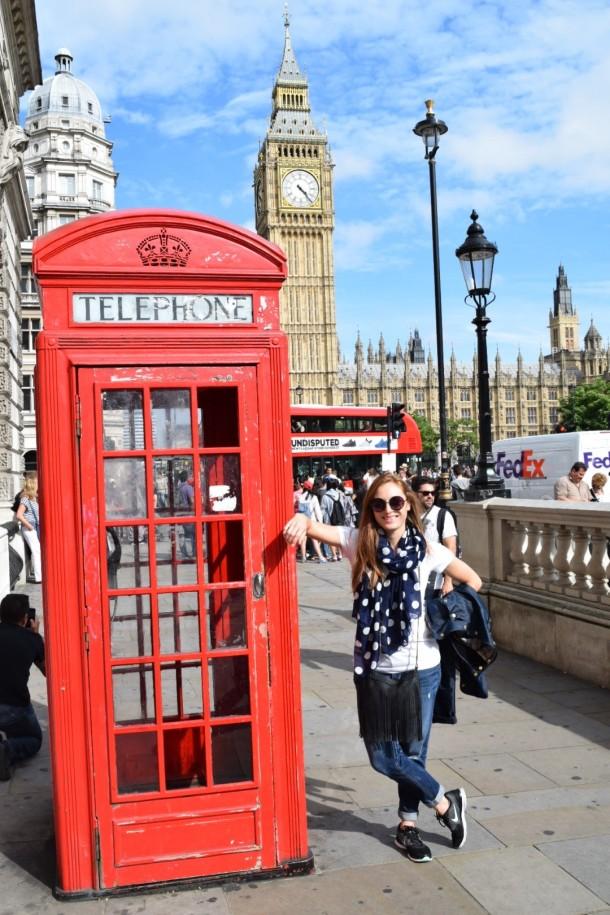 Do I look like a tourist?