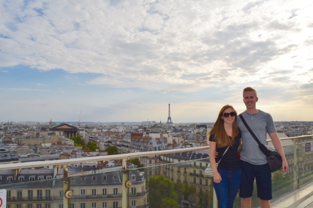 Parisian views.