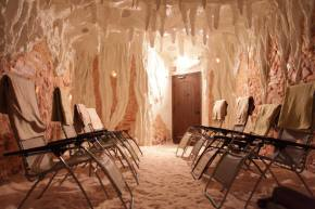 February's New Thing: Himalayan Salt Cave